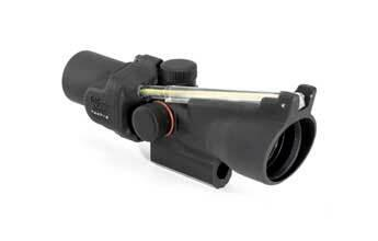 Trijicon ACOG 2x20 with M16 Base, Amber Triangle Reticle and BAC?>