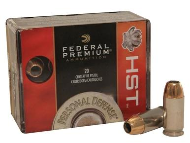 Federal Premium Personal Defense 40 S&W, 180gr HST JHP Box of 20?>