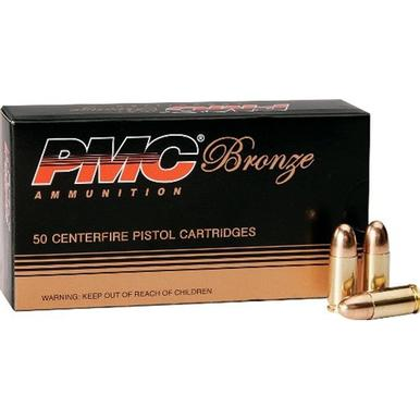 PMC 9mm 124gr FMJ, Case of 1000?>