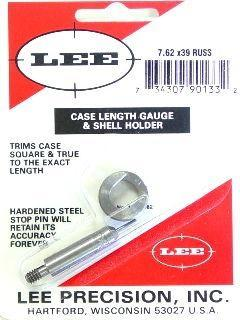 Lee Precision 7.62x39mm Russian  Case Length Gauge & Shell Holder?>