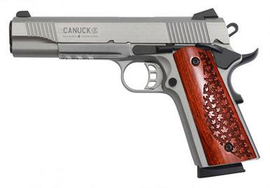 Canuck 1911 w/Rail, 9mm, Stainless, Free Shipping?>
