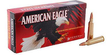 American Eagle 22-250 JHP, 50 Gr, 20 Rds?>
