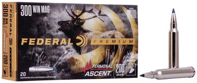 Federal Terminal Ascent 300 Win Mag, 200 Gr, 20 Rds?>