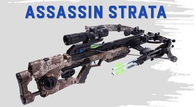 Excalibur Assassin 360 Crossbow Pkg, Strata?>