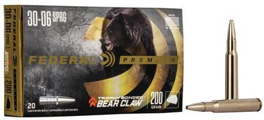 Federal Trophy Bonded Bear Claw 30-06 SPRG, 200 Gr, 20 Rds?>