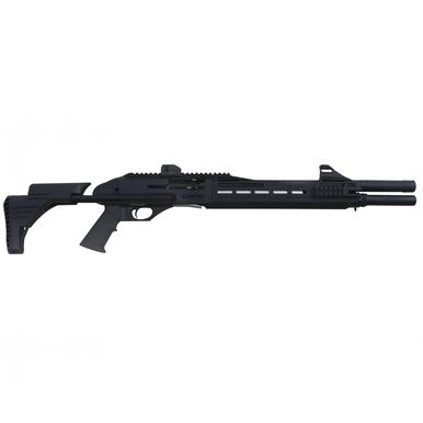 "Canuck Engage Semi 12 Ga, 18.6"" Barrel, 3"", Adj Stock?>"