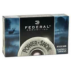 Federal Power Shok 12ga 1oz slugs, Case of 250?>