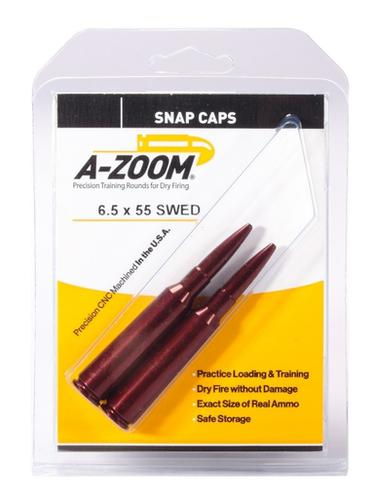 A-Zoom 6.5X55 Swed Snap Caps 2/ Pk?>