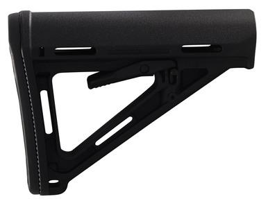 MagPul Stock MOE Collapsible AR-15 Carbine, Mil-Spec, Gray?>