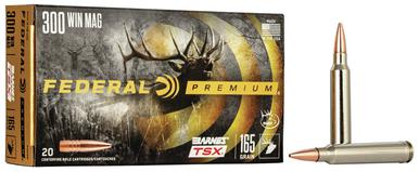 Federal Barnes TSX 300 Win Mag, 165 Gr, 20 Rds?>