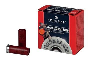 Federal 20 Ga Field and Range # 7.5, 7/8 oz, 25 rds?>