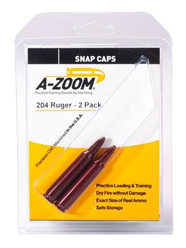A-Zoom 204 Ruger Snap Caps 2/ Pk?>