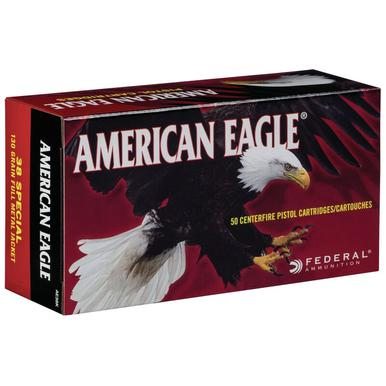 American Eagle 38 Special, 130 Gr, FMJ, 50 Rds?>