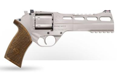 "Chiappa Rhino 60DS .357 Mag Revolver, 6"" Stainless?>"