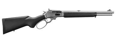 "Marlin 1895 Trapper, 45-70 Gov't, 16.5"", Stainless, Synthetic?>"