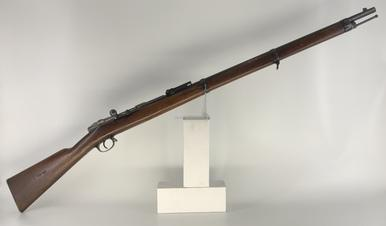 1888 Mauser Model 1871/84 Repeating Rifle, .43 Mauser, Used?>