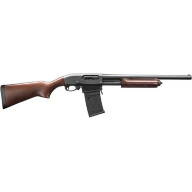 "Remington 870 DM Pump 12 Ga 18.5"" 3"" 6+1, Wood?>"