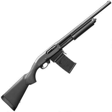 "Remington 870 DM Pump Action 12 Ga 6 Rds 18.5"", 3"", Box Mag?>"