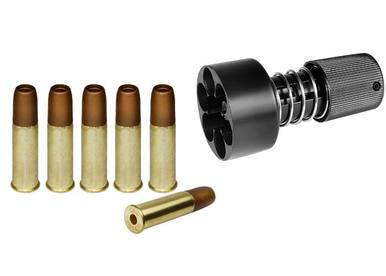 ASG Dan Wesson BB Speedloader & Airsoft Revolver Shells, 6ct?>