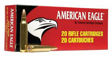 American Eagle 223 50gr JHP, 20 Rounds?>