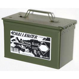 "Challenger Tactical Slug 12ga 2 3/4"" (175 round Ammo Can)?>"