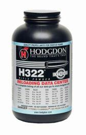 Hodgdon H322 Extreme Rifle Powder for Reloading - 1LB Can?>