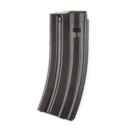 Glossy AR-15 5/30 Magazine - Black Follower Type 97 now laser etched!?>