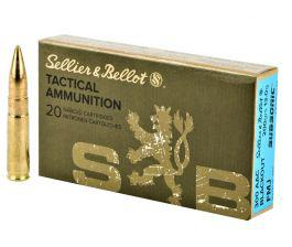 Sellier & Bellot .300 AAC Blackout 200gr FMJ Subsonic (20rd. Box)?>