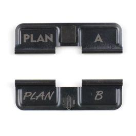 Engraved Ejection Port Dust Cover - Plan A/Plan B?>