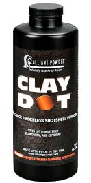 Alliant CLAY DOT Smokeless Shotshell Powder for Reloading - 1LB?>