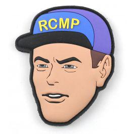 RCMP Guy PVC Patch?>