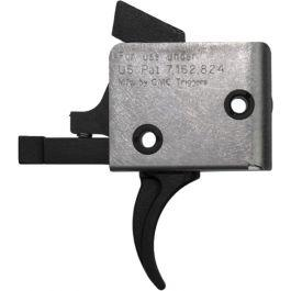 "CMC AR Single-Stage Tactical Drop-In Trigger-Standard/Small (0.154"")-5.5-Curved?>"