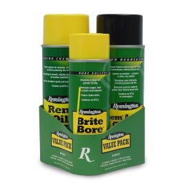Remington 3-Step Value Pack: Rem Oil, Brite Bore, & Rem Action Cleaner?>