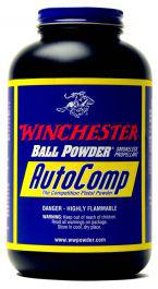 Winchester AUTOCOMP Handgun Ball Powder for Reloading - 1LB?>