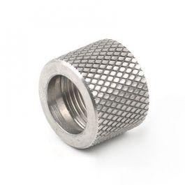 "9mm 1/2""-28 Thread Protector in Stainless?>"