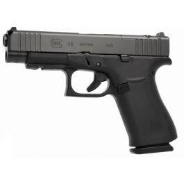 Glock 48 MOS 9mm Pistol, with (2) 10rd Mags?>