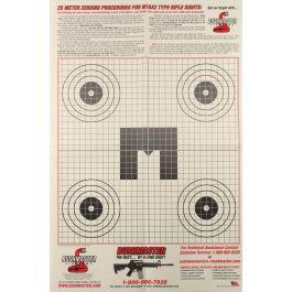 Bushmaster 25-Metre Sight-In Target (10-Pack)?>