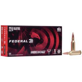 Federal  Eagle .224 Valkyrie 75grTMJ 20rd. Box?>