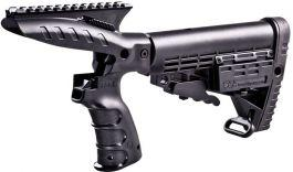 CAA Industries, Integrated Pistol Grip, Rail and Telescopic Buttstock Kit for Mossberg 500?>