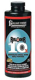 Alliant RELODER 10x Smokeless Small Bore Rifle Powder for Reloading - 1LB?>