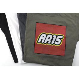 """AR-15"" Building Toy T-Shirt?>"