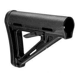 Magpul MAG401 MOE Carbine Stock (Commercial Spec)-Black?>