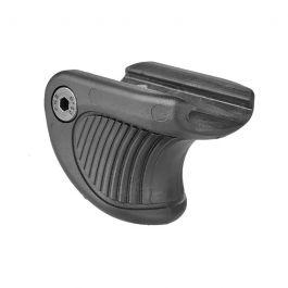 FAB Defense VTS Versatile Tactical Support Picatinny Fingerstop Grip - Black?>