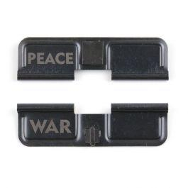 Engraved Ejection Port Dust Cover - War & Peace?>