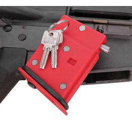 Franzen AR-15 Firearm Lock-Keyed alike #D81177?>