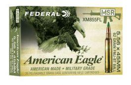 Federal Lake City 5.56 NATO 62gr, Green Tip Ammo (20 Rounds)?>