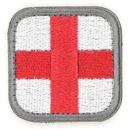 Medic Fabric Morale Velcro Patch?>