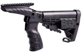 CAA Industries, Integrated Pistol Grip Stock Kit for Remington 870, with Upper Picatinny Rail, Buffer Tube & CBS Stock?>