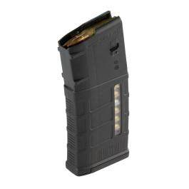 Magpul MAG577 SR/LR M118 PMAG M3 5/25 Round with Window - Black?>