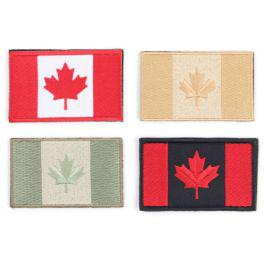 Canadian Flag Velcro Morale Patch?>